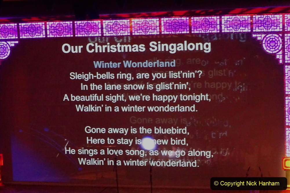 2019-12-12 Christmas Cracker & Bournemouth (32)  The Christmas Cracker Show in aid of the Compton organ fund. 032