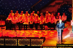 2019-12-12 Christmas Cracker & Bournemouth (18)  The Christmas Cracker Show in aid of the Compton organ fund. 018