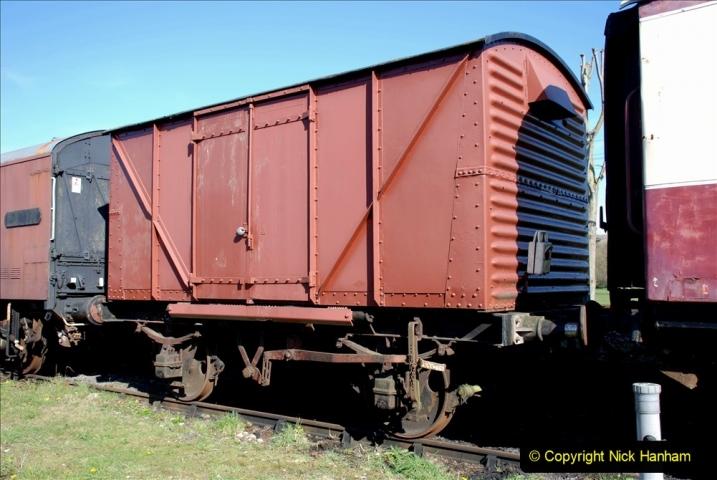 2020 03 23 Covid 19 shuts the Swanage Railway (10) 010
