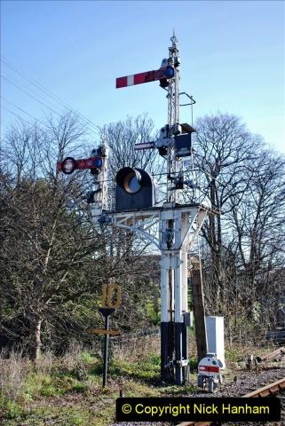 2020 03 23 Covid 19 shuts the Swanage Railway (15) 015