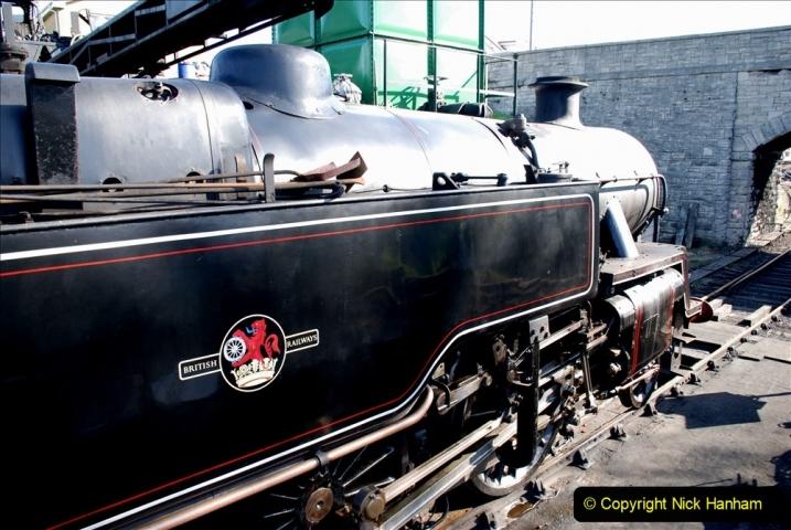 2020 03 23 Covid 19 shuts the Swanage Railway (22) 022