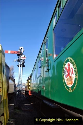 2020 03 23 Covid 19 shuts the Swanage Railway (28) 028