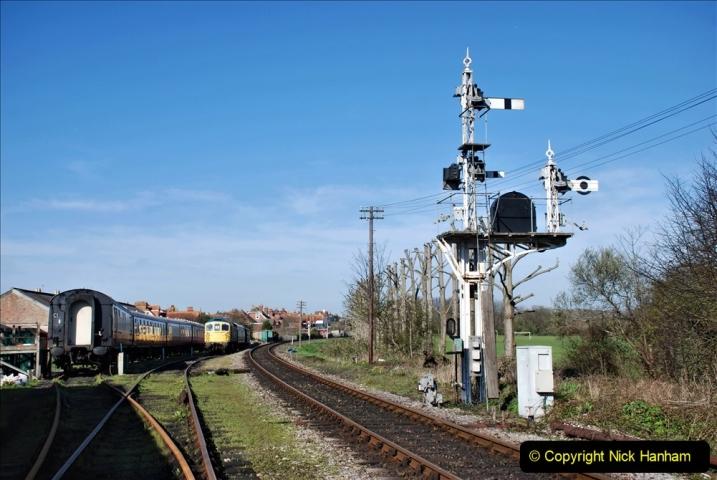 2020 03 23 Covid 19 shuts the Swanage Railway (3) 003