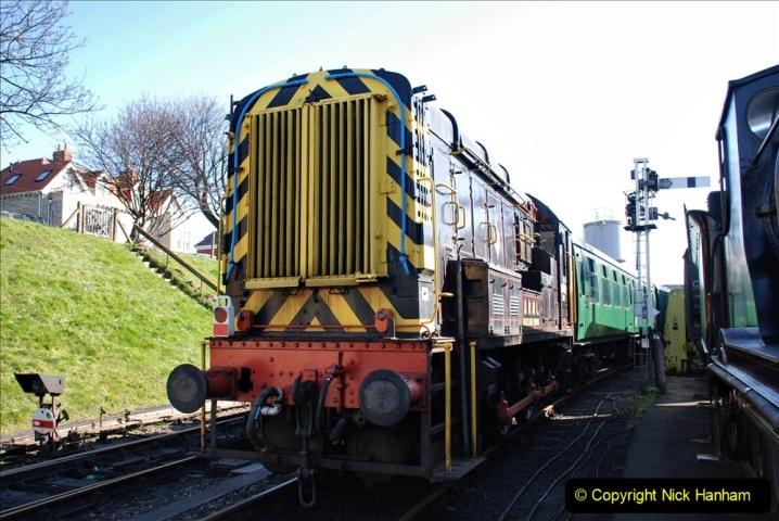 2020 03 23 Covid 19 shuts the Swanage Railway (32) 032
