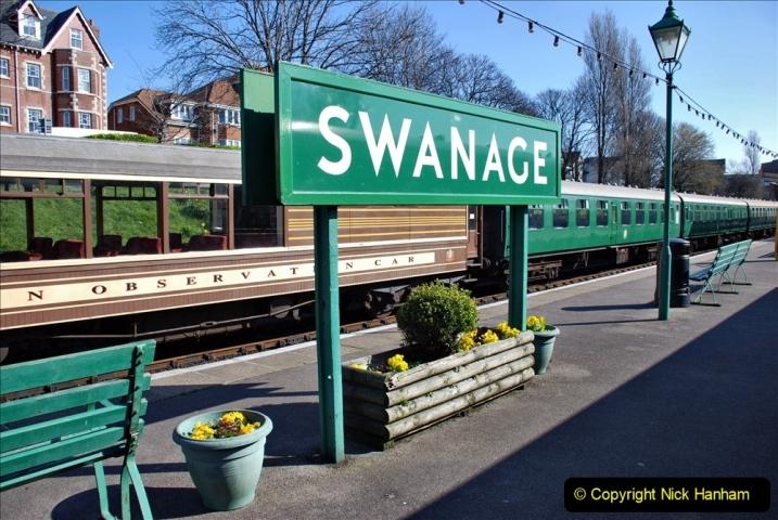 2020 03 23 Covid 19 shuts the Swanage Railway (38) 038