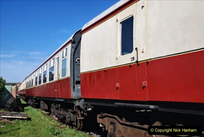 2020 03 23 Covid 19 shuts the Swanage Railway (4) 004