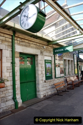 2020 03 23 Covid 19 shuts the Swanage Railway (40) 040