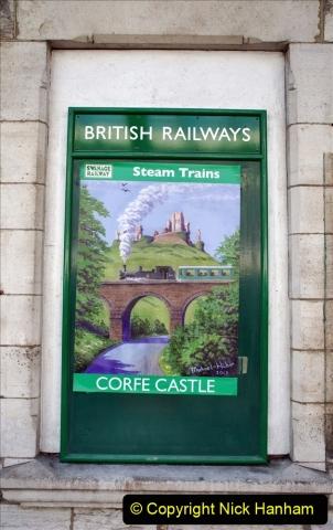 2020 03 23 Covid 19 shuts the Swanage Railway (50) 050