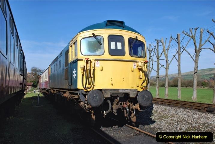 2020 03 23 Covid 19 shuts the Swanage Railway (6) 006