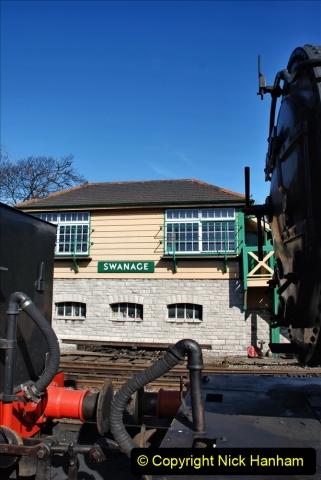 2020 03 23 Covid 19 shuts the Swanage Railway (61) 061