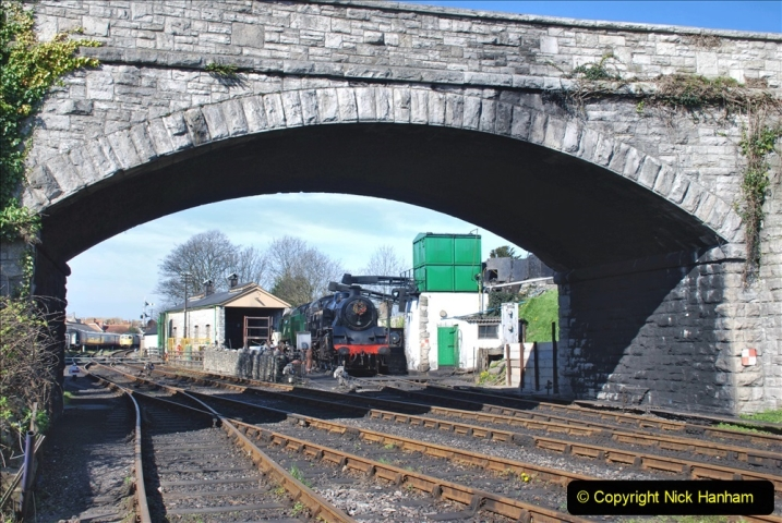 2020 03 23 Covid 19 shuts the Swanage Railway (62) 062