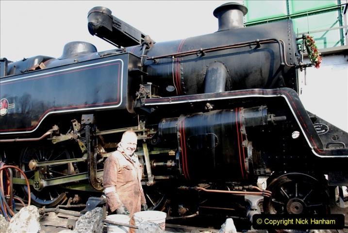2020 03 23 Covid 19 shuts the Swanage Railway (63) 063