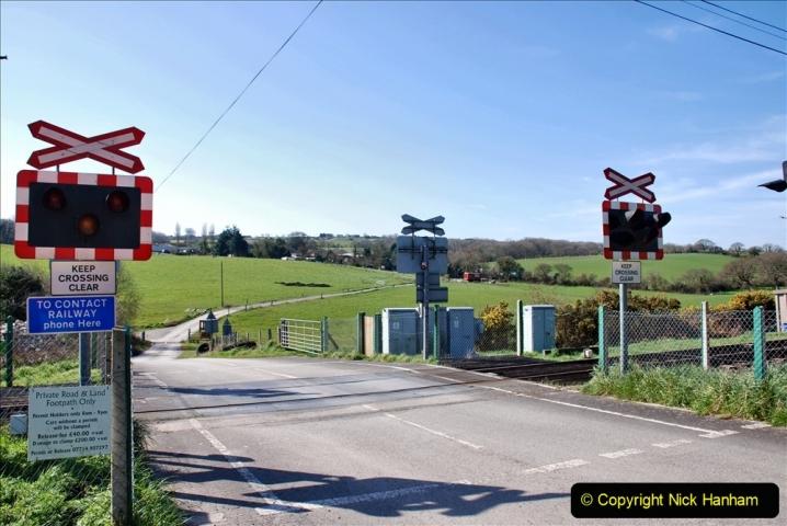 2020 03 23 Covid 19 shuts the Swanage Railway (69) 069