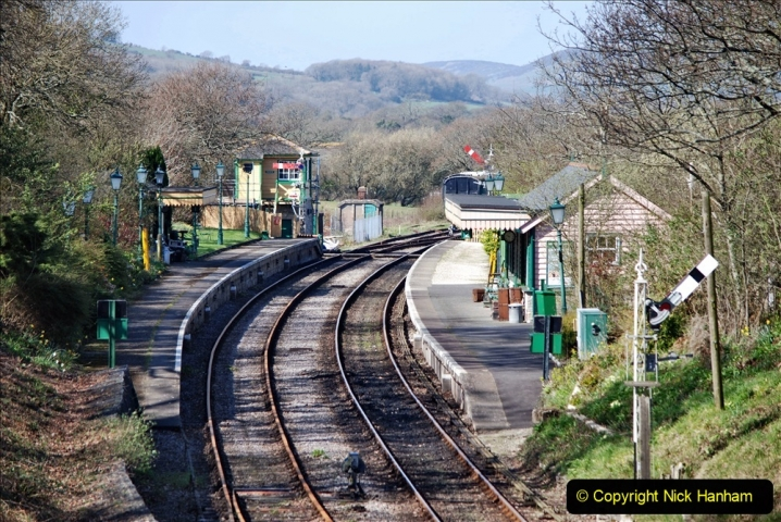 2020 03 23 Covid 19 shuts the Swanage Railway (74) 074