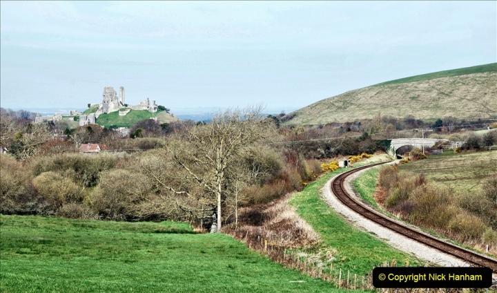 2020 03 23 Covid 19 shuts the Swanage Railway (77) 077