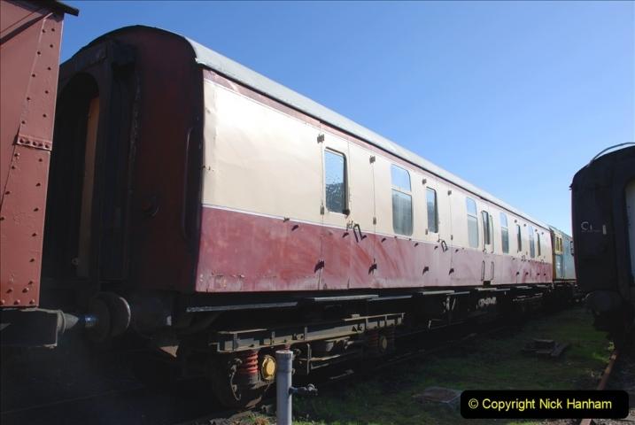 2020 03 23 Covid 19 shuts the Swanage Railway (8) 008