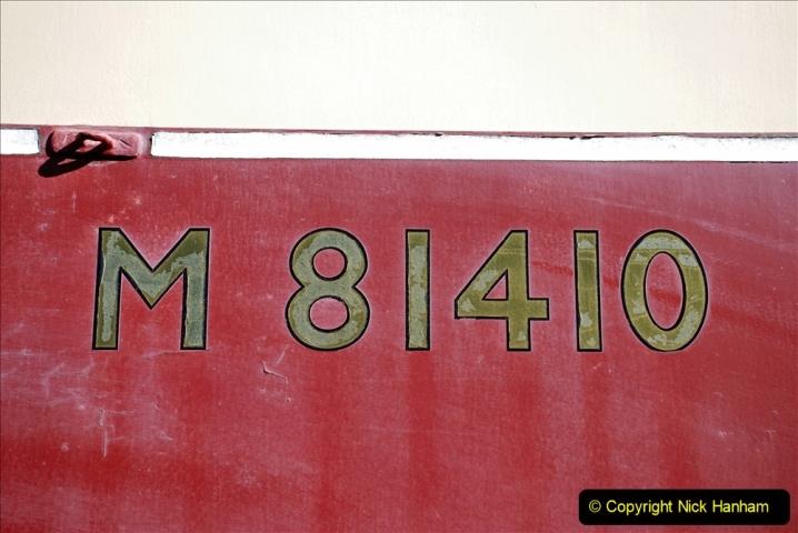 2020 03 23 Covid 19 shuts the Swanage Railway (9) 009