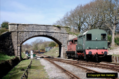 2020-03-23 Covid 19 shuts the Swanage Railway. (112) Norden. 112