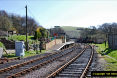 2020-03-23 Covid 19 shuts the Swanage Railway. (114) Norden. 114