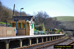 2020-03-23 Covid 19 shuts the Swanage Railway. (115) Norden. 115