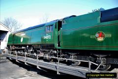 2020 03 23 Covid 19 shuts the Swanage Railway (19) 019