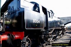 2020 03 23 Covid 19 shuts the Swanage Railway (20) 020