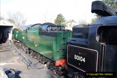 2020 03 23 Covid 19 shuts the Swanage Railway (21) 021