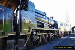 2020 03 23 Covid 19 shuts the Swanage Railway (25) 025