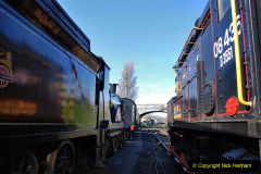 2020 03 23 Covid 19 shuts the Swanage Railway (27) 027