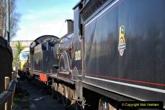 2020 03 23 Covid 19 shuts the Swanage Railway (30) 030