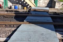 2020-03-23 Covid 19 shuts the Swanage Railway. (33) Swanage. 033