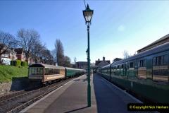 2020 03 23 Covid 19 shuts the Swanage Railway (36) 036
