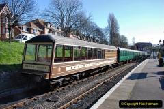 2020 03 23 Covid 19 shuts the Swanage Railway (37) 037