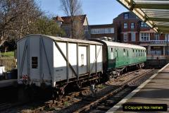 2020 03 23 Covid 19 shuts the Swanage Railway (43) 043