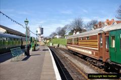 2020 03 23 Covid 19 shuts the Swanage Railway (54) 054