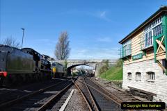 2020 03 23 Covid 19 shuts the Swanage Railway (58) 058