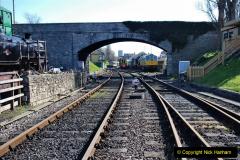 2020 03 23 Covid 19 shuts the Swanage Railway (64) 064
