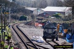 2020 03 23 Covid 19 shuts the Swanage Railway (66) 066