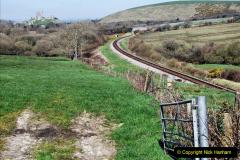 2020 03 23 Covid 19 shuts the Swanage Railway (76) 076