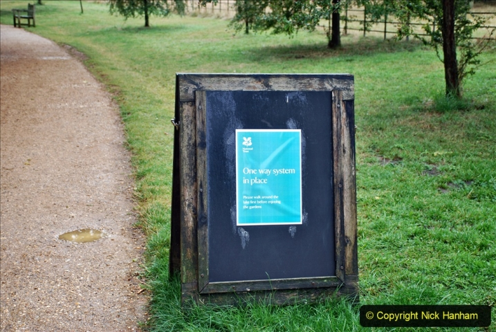2020-08-19 Covid 19 Visit The Vyne (NT) near Basingstoke, Hampshire. (2)  002