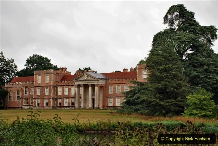 2020-08-19 Covid 19 Visit The Vyne (NT) near Basingstoke, Hampshire. (23)  023