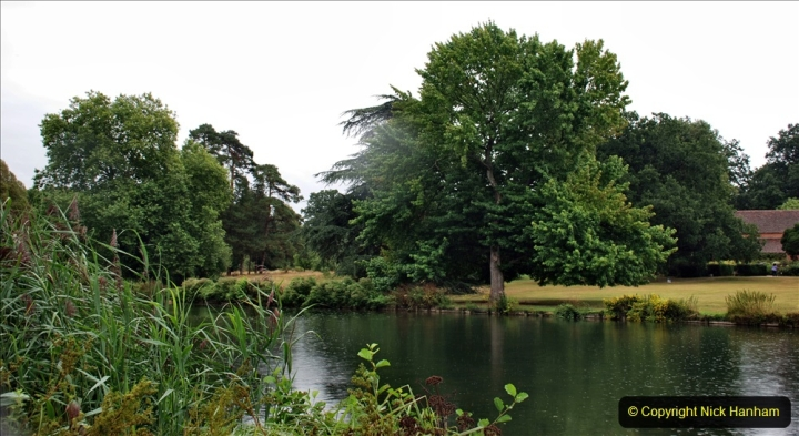 2020-08-19 Covid 19 Visit The Vyne (NT) near Basingstoke, Hampshire. (25)  025