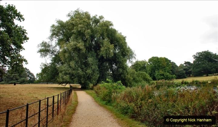 2020-08-19 Covid 19 Visit The Vyne (NT) near Basingstoke, Hampshire. (32)  032