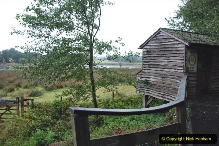 2020-08-19 Covid 19 Visit The Vyne (NT) near Basingstoke, Hampshire. (40)  040
