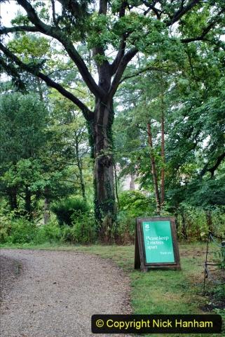 2020-08-19 Covid 19 Visit The Vyne (NT) near Basingstoke, Hampshire. (45)  045