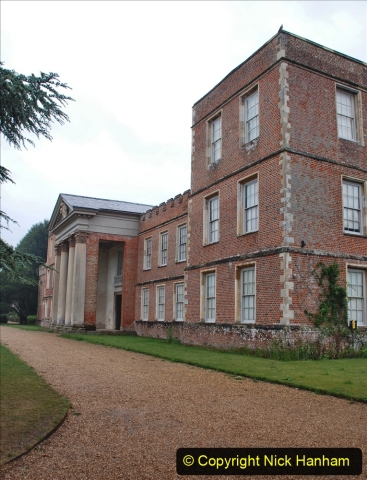 2020-08-19 Covid 19 Visit The Vyne (NT) near Basingstoke, Hampshire. (49)  049