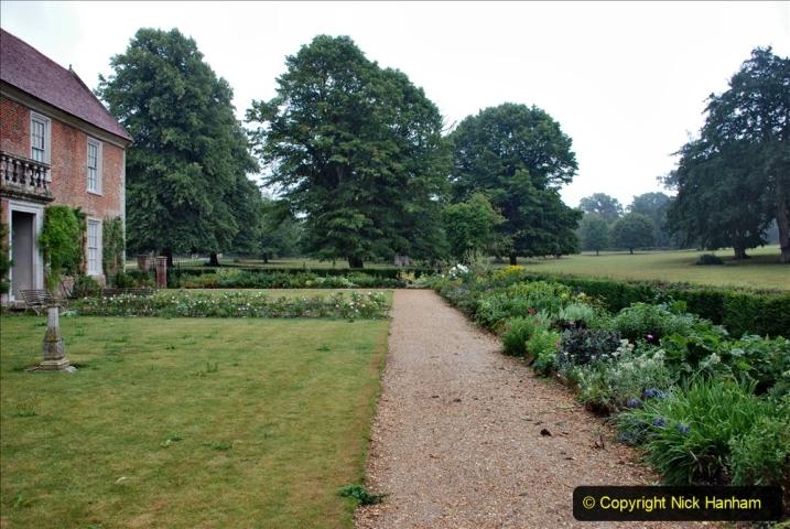 2020-08-19 Covid 19 Visit The Vyne (NT) near Basingstoke, Hampshire. (50)  050
