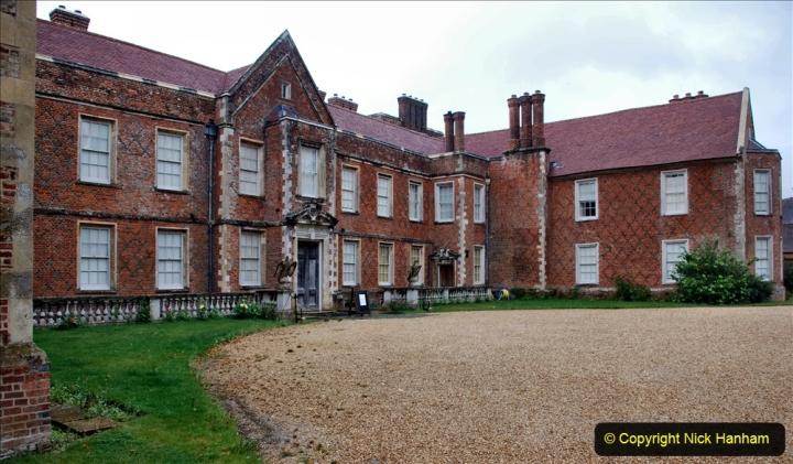 2020-08-19 Covid 19 Visit The Vyne (NT) near Basingstoke, Hampshire. (60)  060