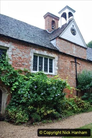 2020-08-19 Covid 19 Visit The Vyne (NT) near Basingstoke, Hampshire. (63)  063