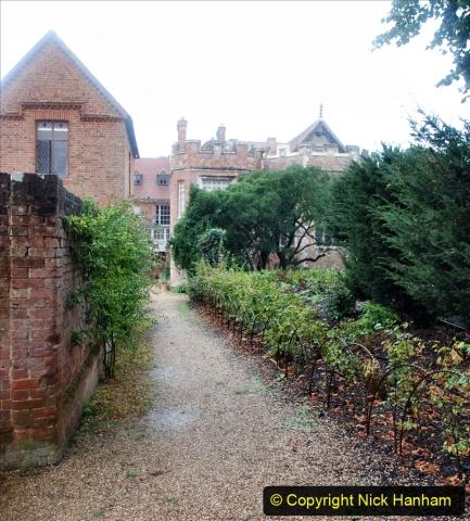 2020-08-19 Covid 19 Visit The Vyne (NT) near Basingstoke, Hampshire. (65)  065